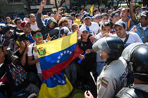 ونزوئلا و شکستن رکورد تورم در جهان !