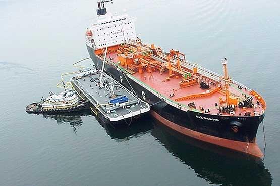 کاهش تردد نفتکش ها