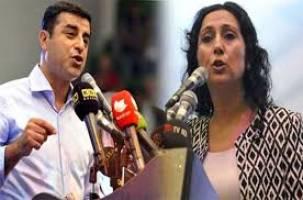 ۲۲۵ سال زندان برای رهبران مشترک حزب دموکراتیک خلق ها