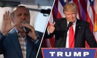 نگرانی اردوغان از اظهارات دونالد ترامپ