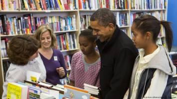 همه کتاب های مورد علاقه اوباما