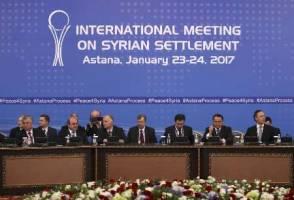 امید به تحقق صلح بزرگ در سایه مذاکرات آستانه