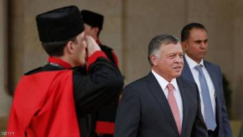 پادشاه اردن دوشنبه به آمریکا میرود