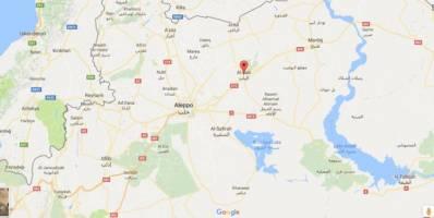 کشته شدن 10 غیرنظامی سوری در حملات نیروهای ترکیه در الباب