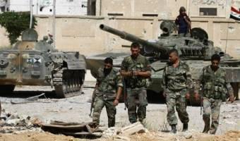 نزدیک شدن ارتش سوریه به «الباب» و احتمال درگیری با نیروهای ترکیه