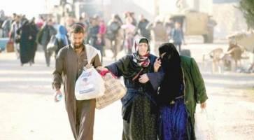 ماموریت دشوار نیروهای عراقی برای شناسایی داعشیها از ساکنان شرق موصل