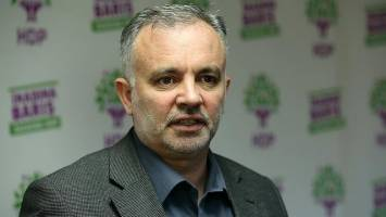 سخنگوی حزب دموکراتیک خلق ترکیه بازداشت شد