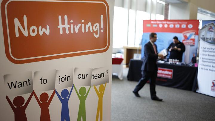 شغل های از دست رفته آمریکا در حال احیا