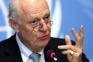 مخالفان سوری سخنان اخیر دیمیستورا را غیرقابل پذیرش خواندند