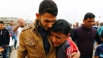 1227 عراقی کشته و زخمی شده اند