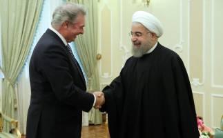 فرصت تاريخي ايران و اروپا براي تحكيم روابط مشترك اقتصادي
