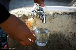 مدرسه بی آب