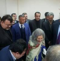 گشایش دفتر دانشگاه علوم پزشکی تهران در سلیمانیه