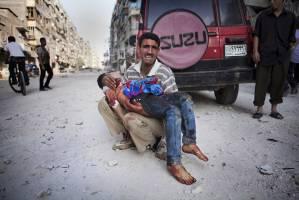 465 هزار نفر کشته از آغاز بحران سوریه تا امروز!
