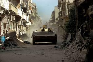 پیشروی سریع مخالفین در حما علیه اسد و داعش