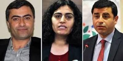 اعتصاب غذا رهبران کردها در آستانه رفراندوم تاریخی ترکیه