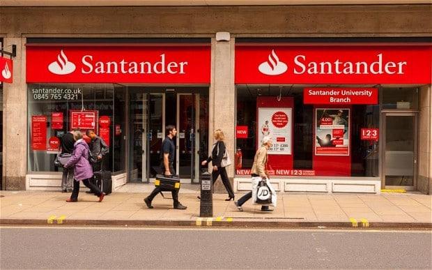 سانتاندر، نمادی از موفقیت بخش بانکداری اسپانیا