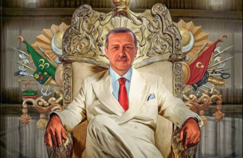 استیلای خلافتیسم بر دموکراسی در ترکیه
