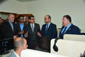 برگزاری آزمون تافل زبان فارسی در اربیل