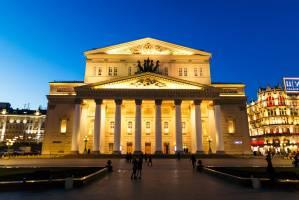 بالشوی تئاتر مسکو، ققنوس زنده در آتش!