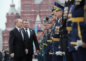 رویای پوتین از ارتش نوین روسیه در سال 2020