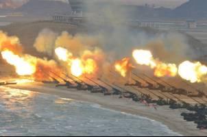 نیروهای نظامی روسیه و چین به حالت آمادهباش درآمدند