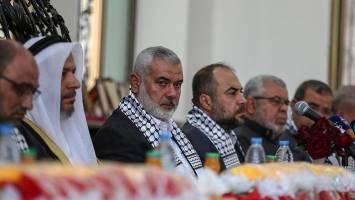 مانیفست سیاسی جدید حماس