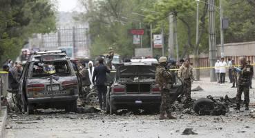 8 کشته و 25 زخمی در حمله انتحاری به کابل