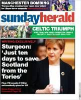 استورجن برای نجات اسکاتلند از شر محافظهکاران 10 روز فرصت  دارد