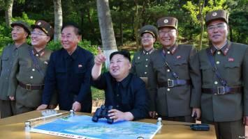 کره شمالی یک سلاح ضدهوایی جدید را آزمایش کرد