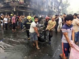 بیش از 824 نفر کشته و زخمی در عراق در ماه می