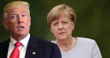 دست برتر مرکل در مهار ترامپ