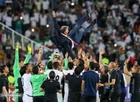 جشن شادی در سراسر ایران برای پنجمین حضور در جام جهانی