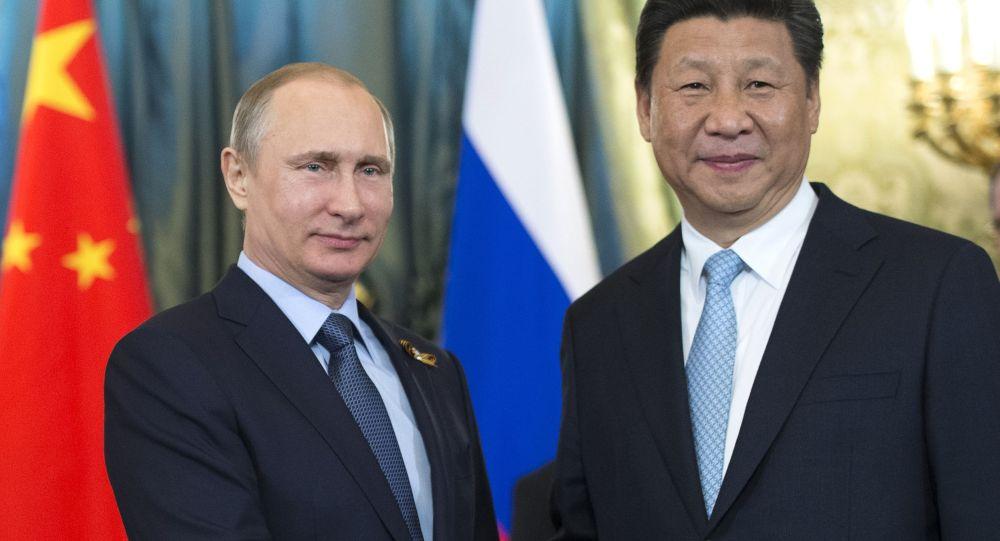 ناتوانی اقتصاد روسیه در مقابل چین