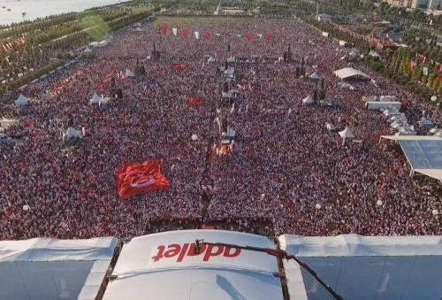 راهپیمایی عدالت؛ گذار اپوزیسیون ترکیه به کنش ایجابی؟