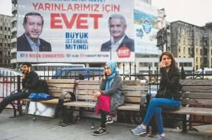 سکولاریسم و مذهب در آینده ترکیه / پس لرزه های رفراندوم