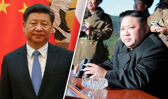 چین پشت کره ای ها را خالی کرد