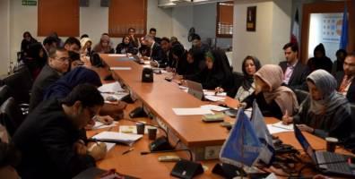 برگزار جلسه شبیه سازی شورای امنیت در حضور دکتر ظریف