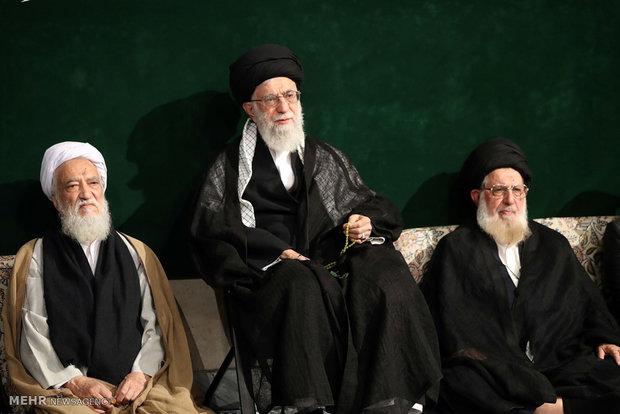 دومین شب مراسم عزاداری حضرت اباعبدالله الحسین علیهالسلام