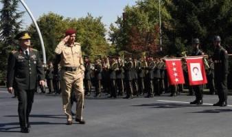 تاکید روسای ستاد ارتش ترکیه و عراق بر غیرقانونی بودن همهپرسی استقلال کردستان