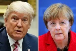 گفتگوی تلفنی سران آمریکا و آلمان پیرامون توافق هسته ای ایران