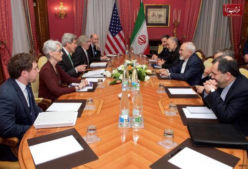 مثلث مصادره توافق هسته ای ایران