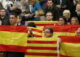 نتایج اولیه همهپرسی کاتالونیا اعلام شد
