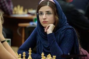 دختر شطرنجباز ایرانی در تیم ملی آمریکا