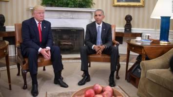میراث اوباما و کینه ترامپ