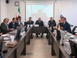 تاکید بر افزایش روابط در حوزه حمل و نقل و لجستیک ایران و آلمان
