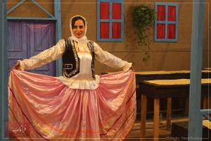 فراتاب در 23مین نمایشگاه مطبوعات - روز پنجم