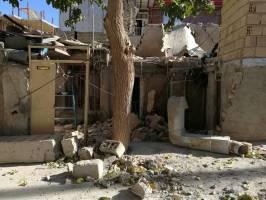تصاویر اختصاصی فراتاب از مکان های آسیب دیده ثلاث باباجانی