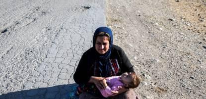 چگونه با کودکان و بازماندگان زلزله رفتار کنیم؟