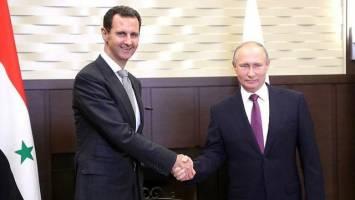 اسد: دمشق آماده مذاکره است